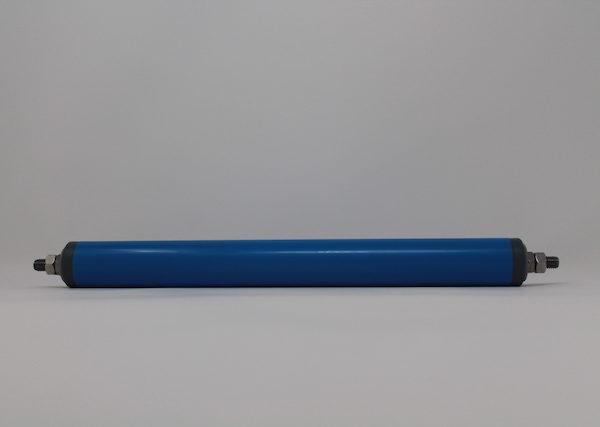 Tragrolle aus Kunststoff mit Außengewinde 30mmx1,8mm