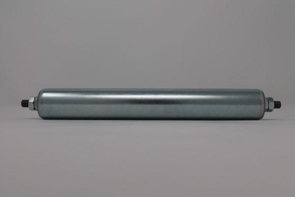 Tragrolle aus Stahl mit Außengewinde 40mmx1,5mm