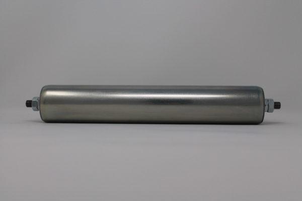 Tragrolle aus Stahl mit Außengewinde 50mmx1,5mm