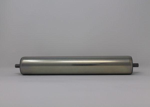 Tragrolle aus Stahl mit Federachse 50mmx1,5mm