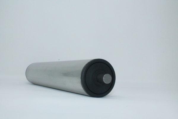 Tragrolle aus Stahl mit Federachse 50mmx1,5mm(6202)