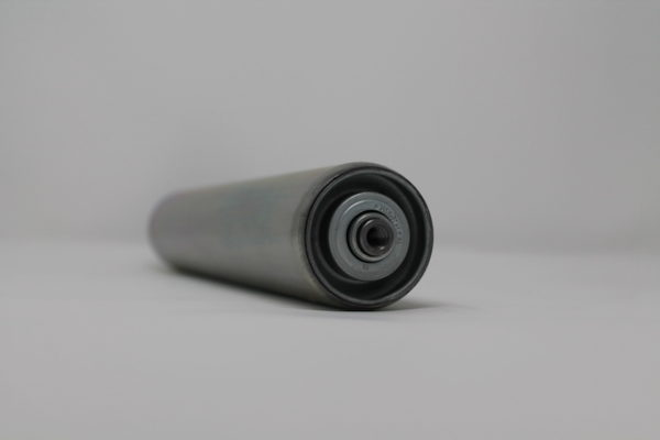 Tragrolle aus Stahl mit Innengewinde 50mmx1,5mm