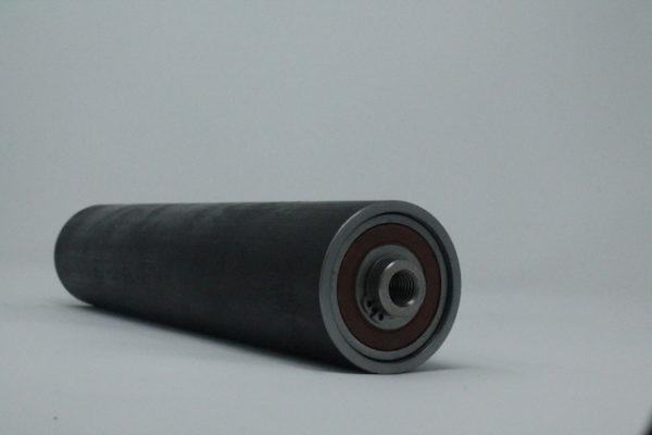 Tragrolle aus Stahl mit Innengewinde 60mmx5,0mm