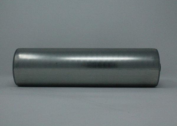 Tragrolle aus Stahl mit Innengewinde 80mmx2,0mm