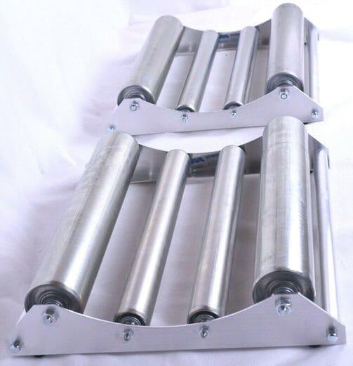 Blechabroller Abroller Abrollhilfe Abrollgerät Coilabroller Coils Coil Blech