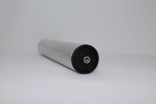 Tragrolle aus Aluminium mit Innengewinde 50mmx1,5mm