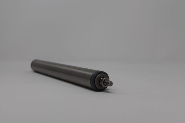 Tragrolle aus Edelstahl mit Außengewinde 30mmx1,5mm