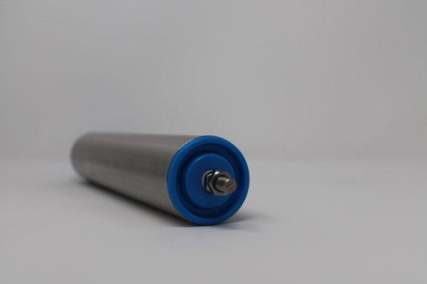 Tragrolle aus Edelstahl mit Außengewinde 50mmx1,5mm