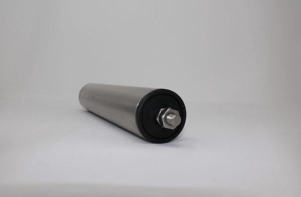 Tragrolle aus Edelstahl mit Außengewinde 50mmx1,5mm(6202)