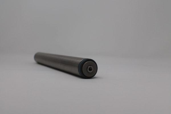 Tragrolle aus Edelstahl mit Innengewinde 30mmx1,5mm