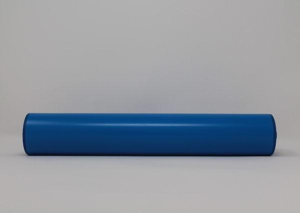 Tragrolle aus Kunststoff mit Innengewinde, rostfrei 50mmx2,8mm