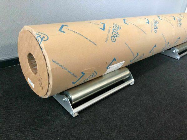 mundor metall Blechabroller Abroller Abrollhilfe Abrollgerät Coilabroller Coils Coil Blech 3