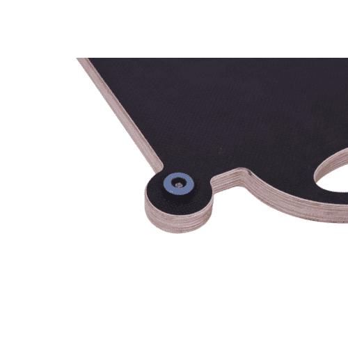 mundor metall Gleitbrett Gleiter Slider für den Thermomix TM5 TM6