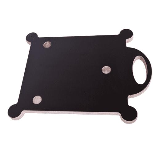 mundor metall Gleiter Gleitbrett Slider für den Thermomix TM5 TM6