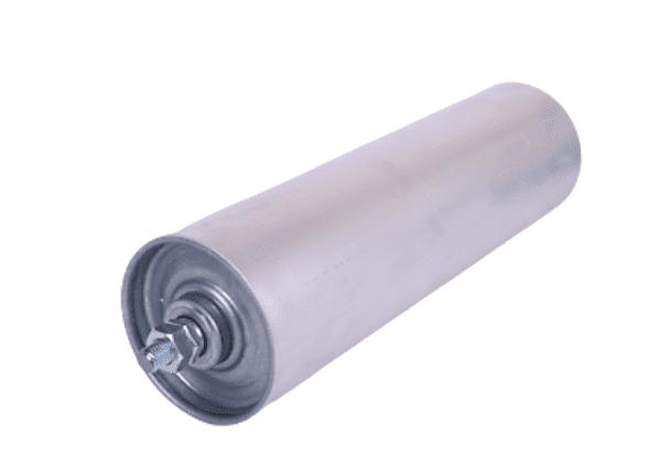 mundor metall Tragrollen Tragrolle mit Außengewinde ALUminium Rollenbahnen Ø 80 mm 10-115cm